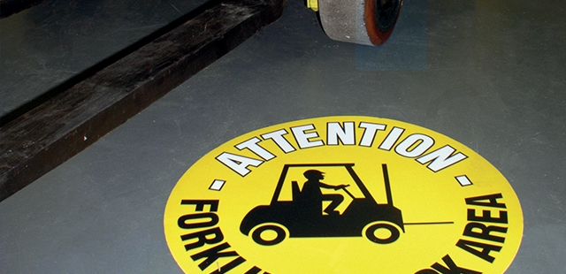 Warehouse Safety Signs